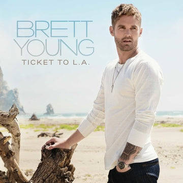 BRETT YOUNG - TICKET TO L.A. - CD New