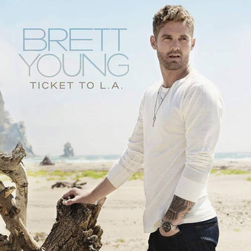 YOUNG, BRETT - TICKET TO L.A. (Vinyl LP)