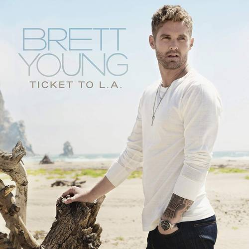 BRETT YOUNG - TICKET TO L.A. - Vinyl New