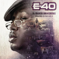 E-40 - BLOCK BROCHURE: WELCOME TO THE SOIL 6 (CD)