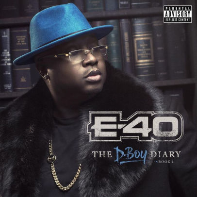 E-40 - D-BOY DIARY: BOOK 2 - CD New