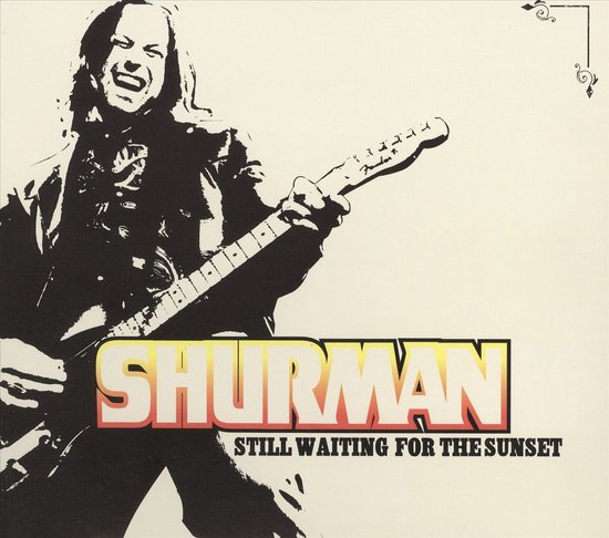 SHURMAN - STILL WAITING FOR THE SUNSET - Vinyl New