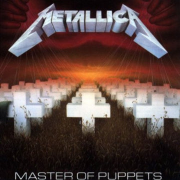 METALLICA - MASTER OF PUPPETS - CD New