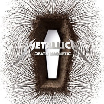 METALLICA - DEATH MAGNETIC - CD New