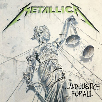 METALLICA - JUSTICE FOR ALL - CD New