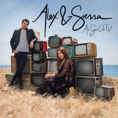 ALEX & SIERRA - AS SEEN ON TV (CD) - CD New