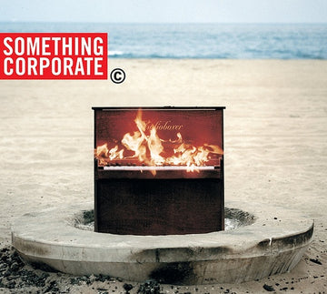 SOMETHING CORPORATE - AUDIOBOXER (Used CD)