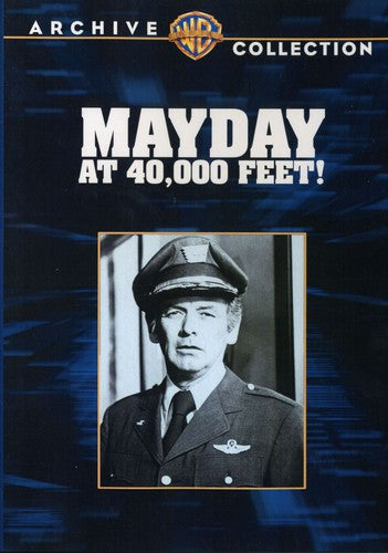 000 FEET MAYDAY AT 40 - MAYDAY AT 40,000 FEET - Video DVD