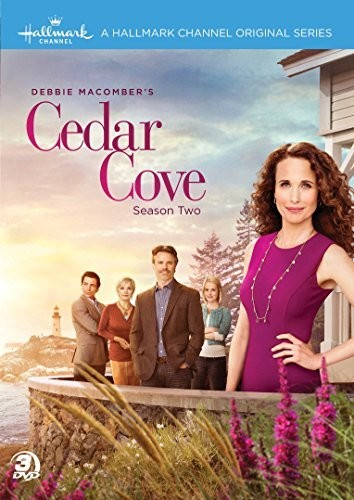 CEDAR COVE: SEASON 2 - CEDAR COVE: SEASON 2 - Video DVD
