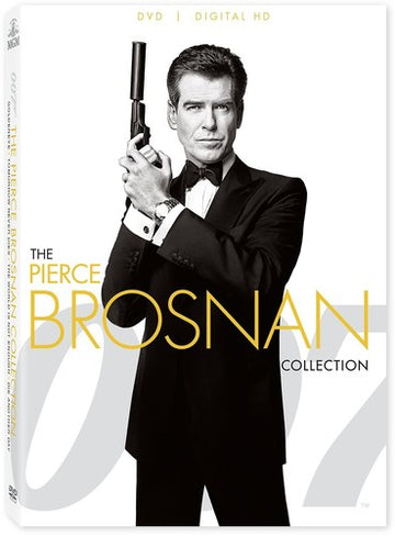 007 THE PIERCE BROSNAN COLLECTION - 007 THE PIERCE BROSNAN COLLECTION - Video DVD