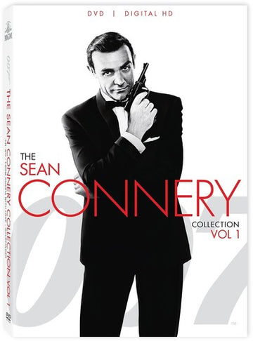 007 THE SEAN CONNERY COLLECTION 1 - 007 THE SEAN CONNERY COLLECTION 1 - Video DVD