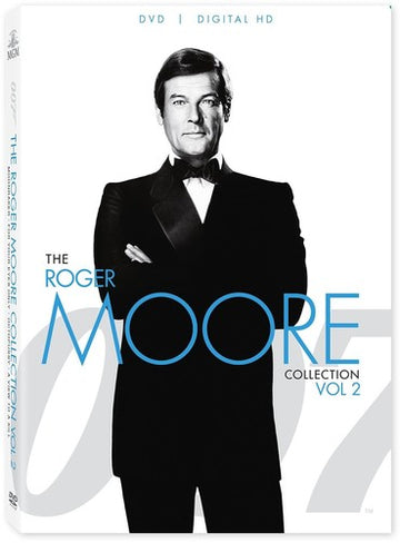 007 THE ROGER MOORE COLLECTION 1 - 007 THE ROGER MOORE COLLECTION 1 - Video DVD
