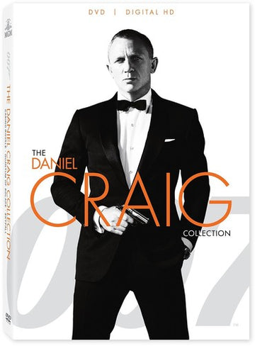 007 THE DANIEL CRAIG COLLECTION - 007 THE DANIEL CRAIG COLLECTION - Video DVD