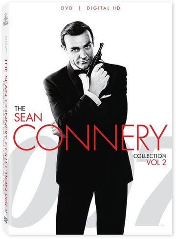 007 THE SEAN CONNERY COLLECTION 2 - 007 THE SEAN CONNERY COLLECTION 2 - Video DVD