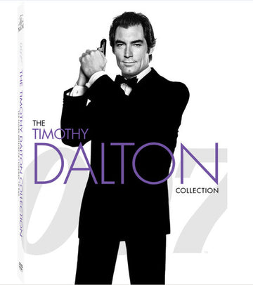 007 THE TIMOTHY DALTON COLLECTION - 007 THE TIMOTHY DALTON COLLECTION - Video DVD