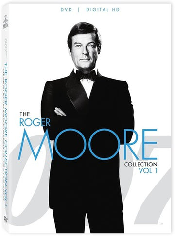 007 THE ROGER MOORE COLLECTION 2 - 007 THE ROGER MOORE COLLECTION 2 - Video DVD