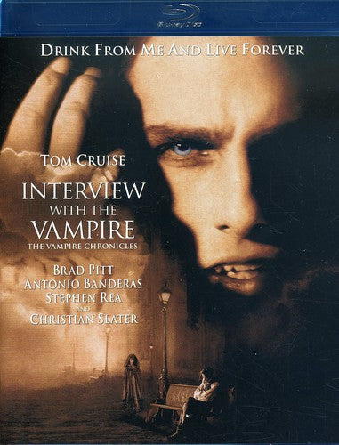 INTERVIEW WITH THE VAMPIRE - INTERVIEW WITH THE VAMPIRE (Blu Ray)