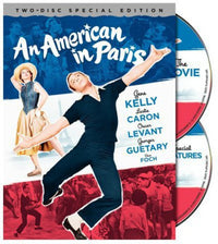 AMERICAN IN PARIS - AMERICAN IN PARIS (DVD)