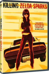 KILLING ZELDA SPARKS - KILLING ZELDA SPARKS (DVD) - Video DVD