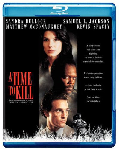 TIME TO KILL (1996) - TIME TO KILL (1996) (Blu Ray)