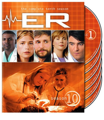 ER: COMPLETE TENTH SEASON - ER: COMPLETE TENTH SEASON (DVD) - Video DVD