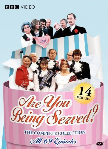 ARE YOU BEING SERVED: COMPLETE COLL - SE - ARE YOU BEING SERVED: COMPLETE COLL - SE (DVD)