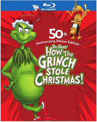 HOW THE GRINCH STOLE CHRISTMAS (1966) - HOW THE GRINCH STOLE CHRISTMAS (1966) (Blu Ray) - Video BluRay