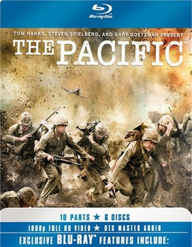 PACIFIC - PACIFIC (Blu Ray)