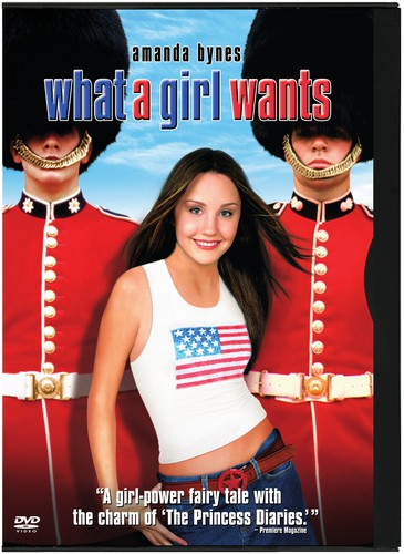 WHAT A GIRL WANTS - WHAT A GIRL WANTS (DVD)