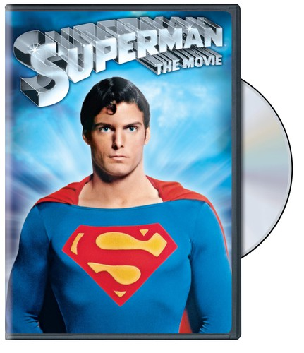 SUPERMAN: THE MOVIE - SUPERMAN: THE MOVIE (DVD)