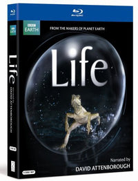 LIFE (ATTENBOROUGH, DAVID) - LIFE (ATTENBOROUGH,DAVID) (Blu Ray)