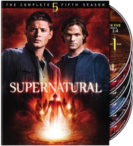 SUPERNATURAL: COMPLETE FIFTH SEASON - SUPERNATURAL: COMPLETE FIFTH SEASON (DVD)