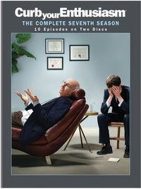 CURB YOUR ENTHUSIASM: COMPLETE SEVENTH S - CURB YOUR ENTHUSIASM: COMPLETE SEVENTH S (DVD) - Video DVD