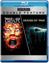 THIRTEEN GHOSTS & HOUSE OF WAX (2005) - THIRTEEN GHOSTS & HOUSE OF WAX (2005) (Blu Ray)
