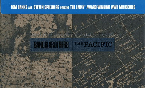 BAND OF BROTHERS & PACIFIC - BAND OF BROTHERS & PACIFIC - Video BluRay