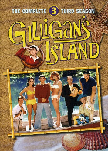 GILLIGAN'S ISLAND: THE COMPLETE THIRD SE - GILLIGAN'S ISLAND: THE COMPLETE THIRD SE - Video DVD