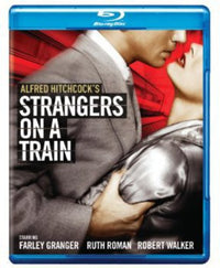 STRANGERS ON A TRAIN - STRANGERS ON A TRAIN (Blu Ray) - Video BluRay