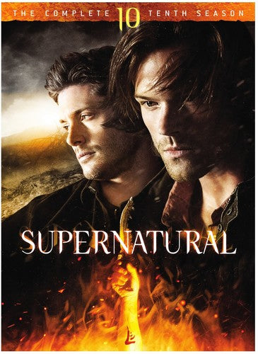 SUPERNATURAL: THE COMPLETE TENTH SEASON - SUPERNATURAL: THE COMPLETE TENTH SEASON