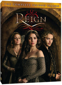 REIGN: THE COMPLETE SECOND SEASON - REIGN: THE COMPLETE SECOND SEASON