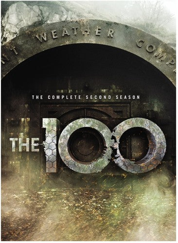 100: THE COMPLETE SECOND SEASON - 100: THE COMPLETE SECOND SEASON (DVD) - Video DVD