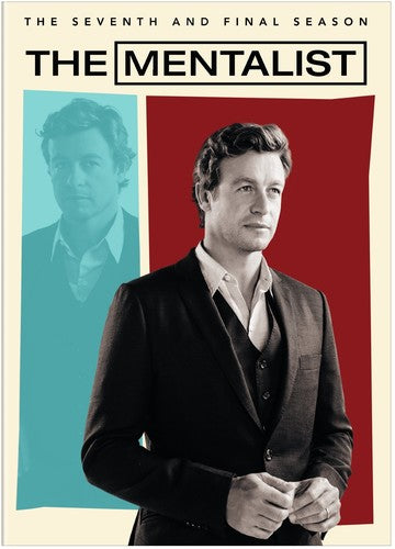MENTALIST: THE COMPLETE SEVENTH & FINAL - MENTALIST: THE COMPLETE SEVENTH & FINAL