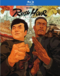 RUSH HOUR TRILOGY - RUSH HOUR TRILOGY