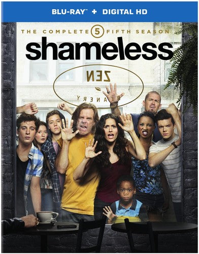 SHAMELESS: THE COMPLETE FIFTH SEASON - SHAMELESS: THE COMPLETE FIFTH SEASON