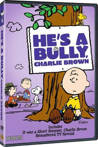 HE'S A BULLY CHARLIE BROWN - HE'S A BULLY CHARLIE BROWN (DVD) - Video DVD