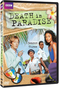 DEATH IN PARADISE: SEASON THREE - DEATH IN PARADISE: SEASON THREE