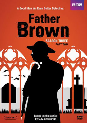 FATHER BROWN: SEASON THREE - PART TWO - FATHER BROWN: SEASON THREE - PART TWO (DVD) - Video DVD