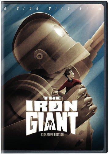 IRON GIANT: SIGNATURE EDITION - IRON GIANT: SIGNATURE EDITION (DVD)