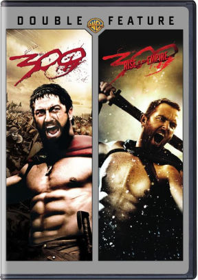 300 / 300: RISE OF AN EMPIRE - 300 / 300: RISE OF AN EMPIRE (DVD)