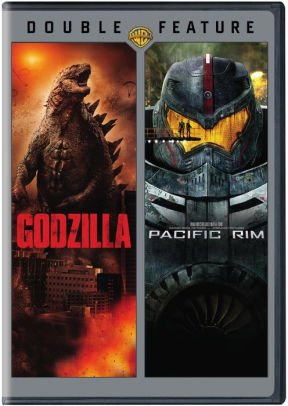 GODZILLA: PACIFIC RIM - GODZILLA: PACIFIC RIM (DVD) - Video DVD