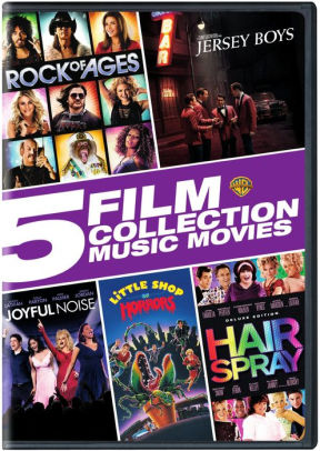5 FILM COLLECTION: MUSIC MOVIES COLLECTI - 5 FILM COLLECTION: MUSIC MOVIES COLLECTI